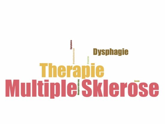 Multiple Sklerose und Dysphagie