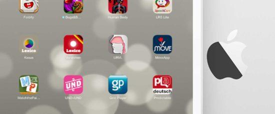 Therapie-iPad