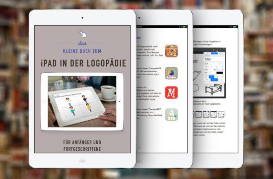 iPad Logopädie Buch