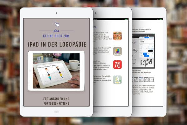 Buch: Das iPad in der Logopädie