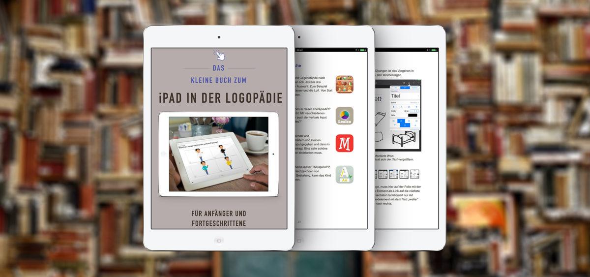 Neues Buch zum iPad in der Logopädie