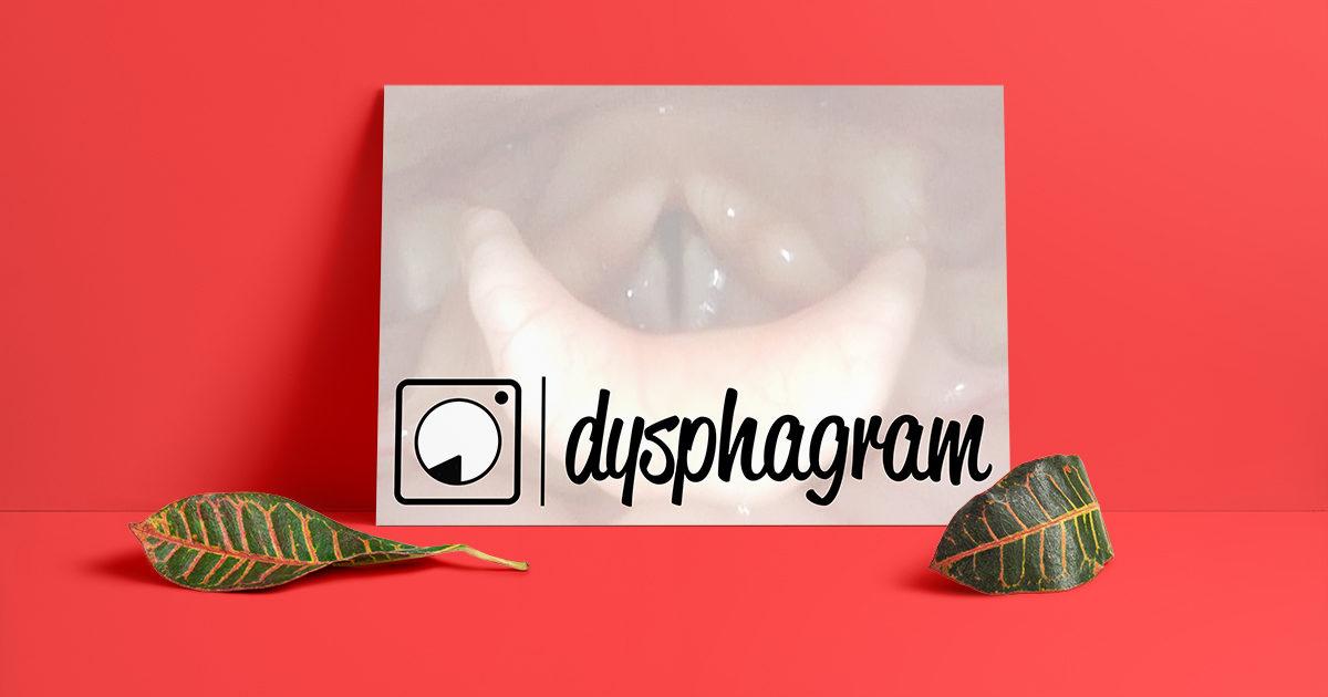 dysphagram: Ein Dysphagiebild sagt mehr…