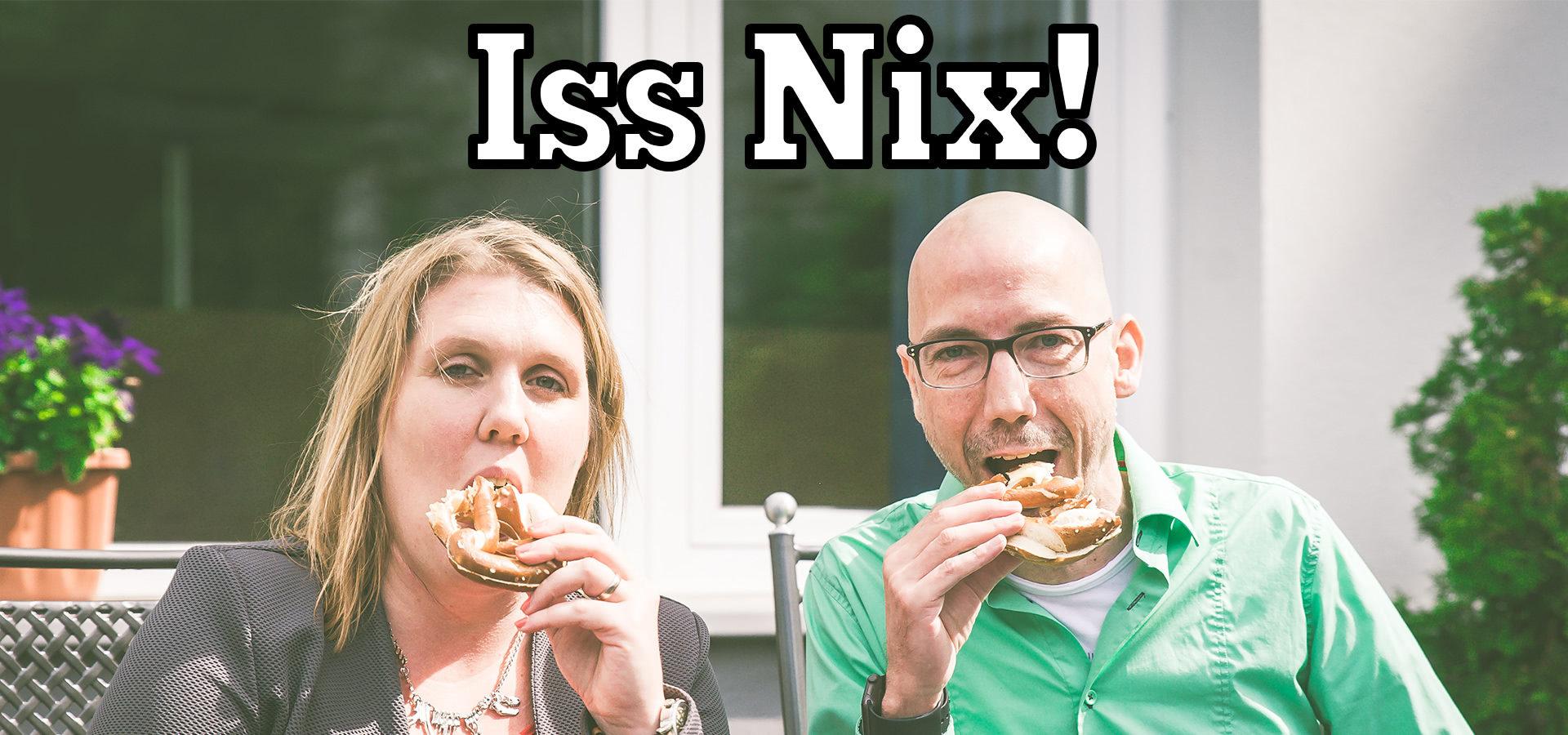 Iss Nix! – ein dysphagiologischer Podcast