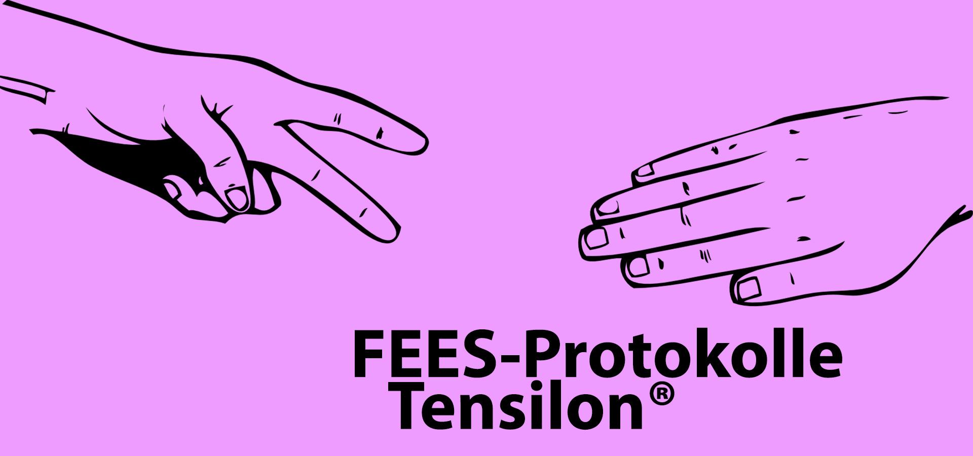 FEES Protokolle FEES Tensilon Test