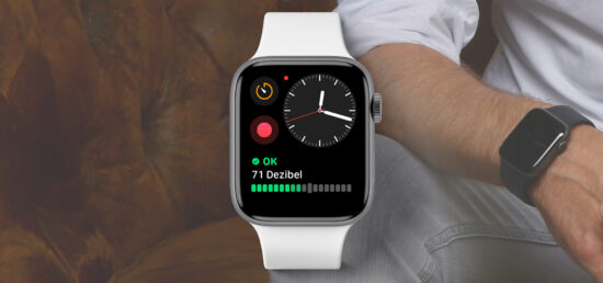 Apple Watch in der Logopädie
